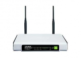 TP-LINK WIRELESS 300 MBPS ROUTER WR841ND 2ÉV